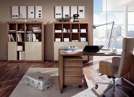 Exemple armoire de bureau moderne