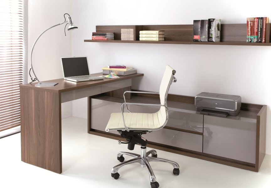 Armoire de bureau moderne for Meuble sur bureau