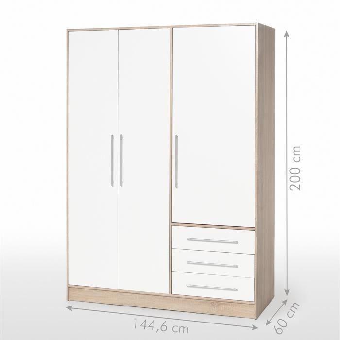 visuel armoire de chambre pas trop cher