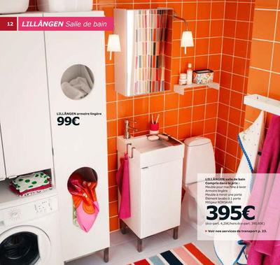 Armoire salle de bain ikea - Organisation salle de bain ...