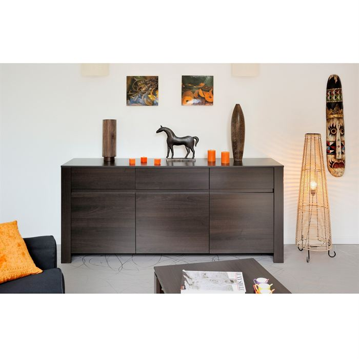 exemple buffet bas wenge ikea. Black Bedroom Furniture Sets. Home Design Ideas