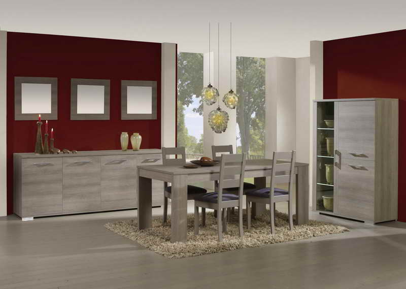 buffet de cuisine kreabel. Black Bedroom Furniture Sets. Home Design Ideas
