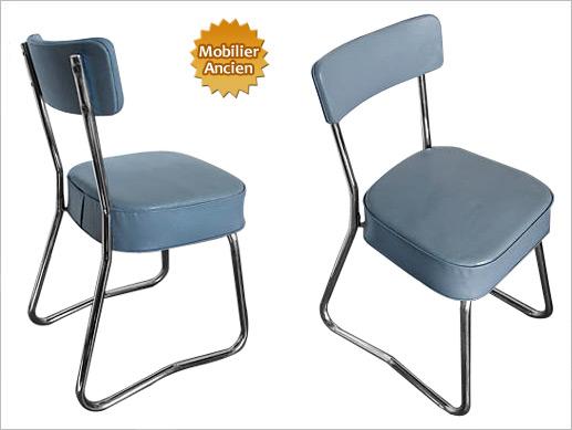 Photo Chaise De Bureau Industriel