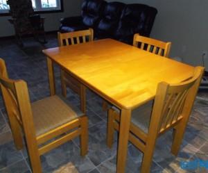 chaise de cuisine usage a vendre