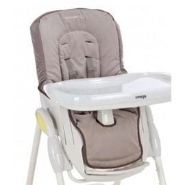 housse de chaise haute omega. Black Bedroom Furniture Sets. Home Design Ideas