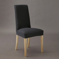 Housse de chaise conforama for Housse de chaise courte
