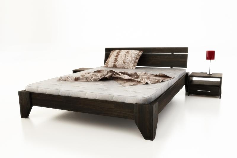 lit deux personnes dimensions. Black Bedroom Furniture Sets. Home Design Ideas