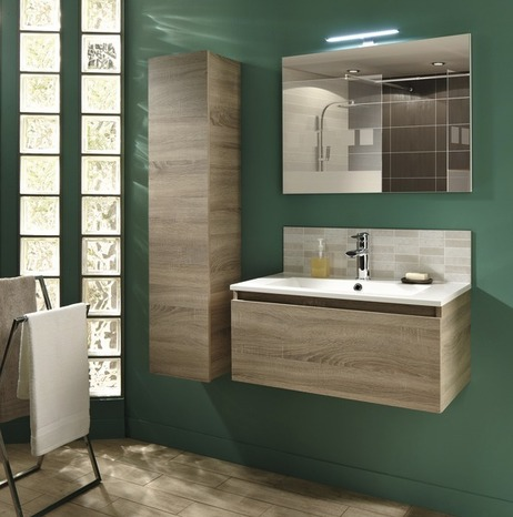Best Meuble Vasque Salle De Bain Brico Depot Photos - lalawgroup ...