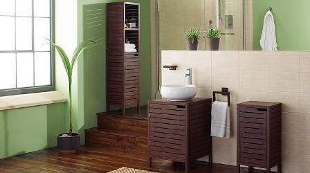 Armoire Salle De Bain Brico : Photo meuble bas salle de bain brico depot
