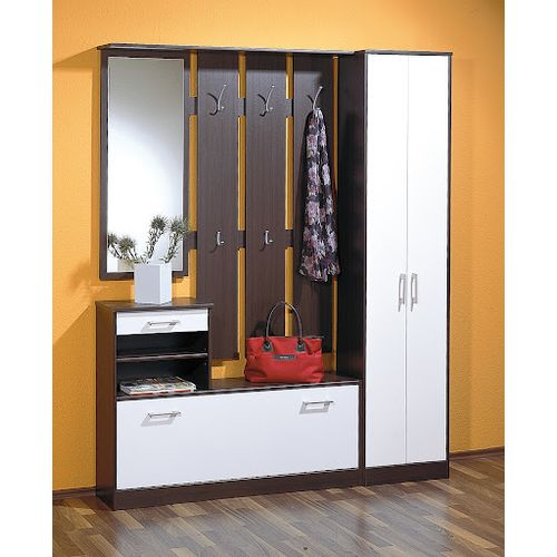 armoire pour manteaux et chaussures. Black Bedroom Furniture Sets. Home Design Ideas