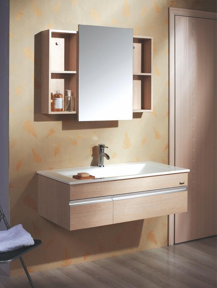 Meuble haut salle de bain en bois for Meuble haut salle de bain bois