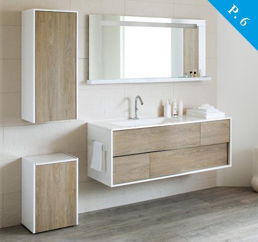 Meuble salle de bain original - Sanijura meuble salle de bain ...