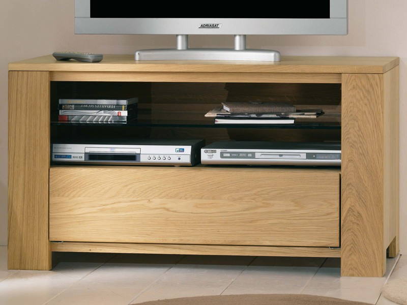 Meuble tv hifi haut for Meuble hifi tv design