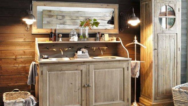 Organisation meuble vasque maison du monde for Meuble du bout du monde