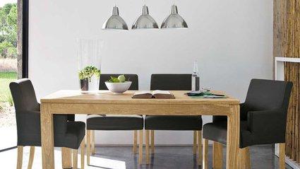 table a manger maison du monde. Black Bedroom Furniture Sets. Home Design Ideas