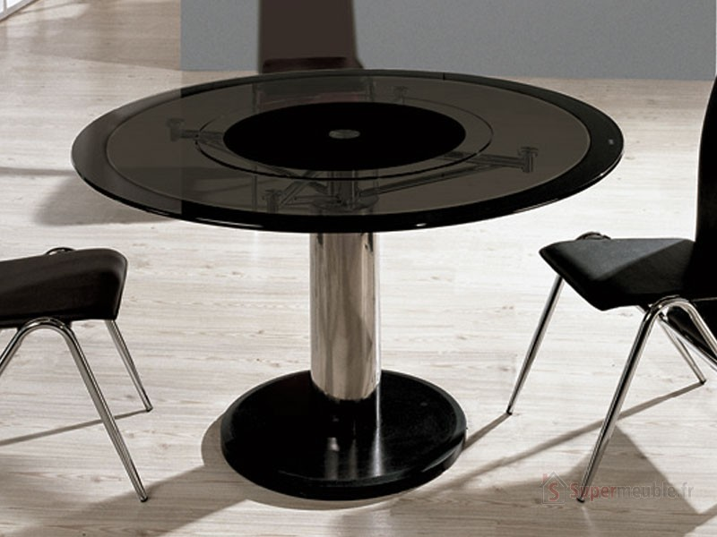 Table a manger ronde pas cher for Table ronde pas cher