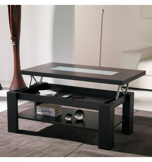 table basse relevable fly. Black Bedroom Furniture Sets. Home Design Ideas