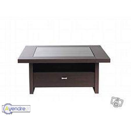 photo table basse wenge but. Black Bedroom Furniture Sets. Home Design Ideas