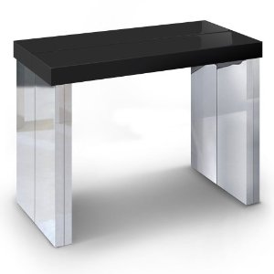 table console cuisine. Black Bedroom Furniture Sets. Home Design Ideas