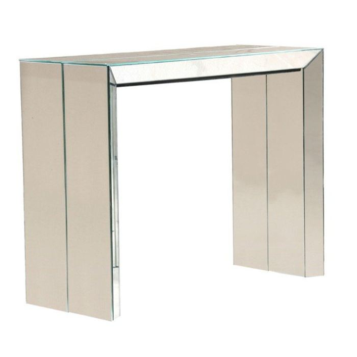 table haute design extensible