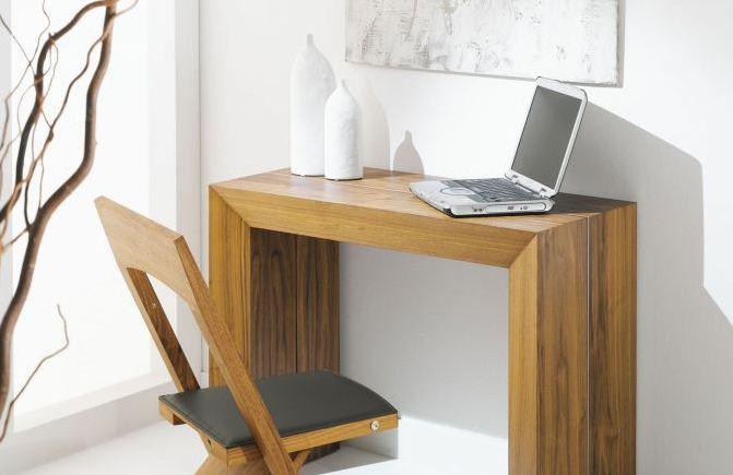 Photo table console petite largeur for Table a langer petite largeur