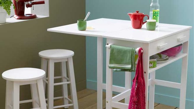 Table desserte pliante ikea - Table de cuisine pratique ...