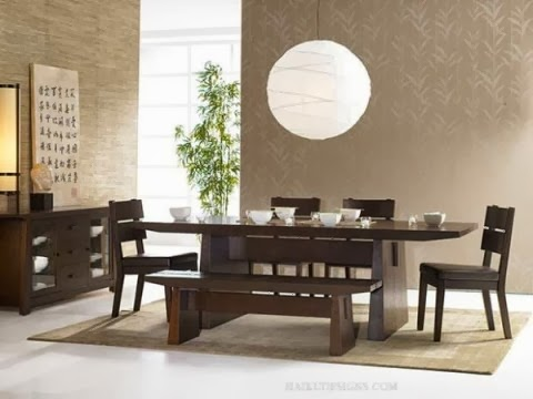 table a manger japonaise. Black Bedroom Furniture Sets. Home Design Ideas