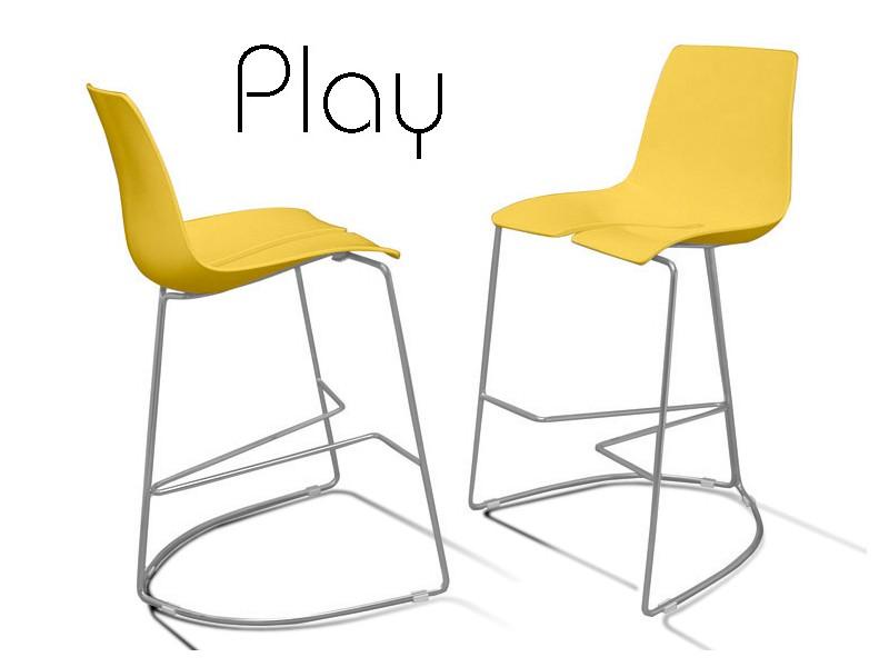 tabouret cuisine jaune belle cuisine nous a fait l. Black Bedroom Furniture Sets. Home Design Ideas