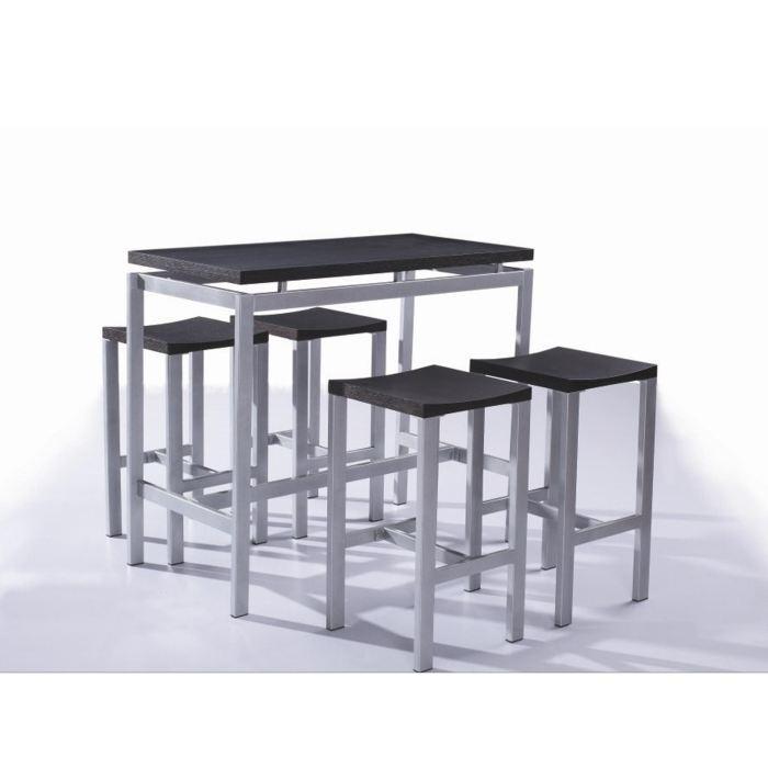 tabouret pour table mange debout. Black Bedroom Furniture Sets. Home Design Ideas