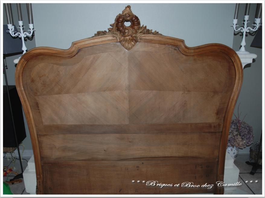 tete de lit occasion. Black Bedroom Furniture Sets. Home Design Ideas