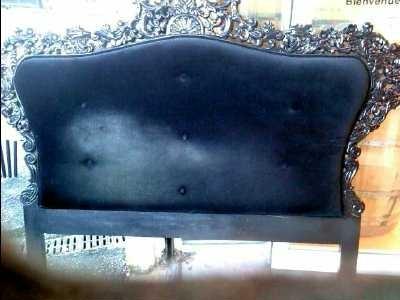 tete de lit baroque occasion meuble de salon contemporain. Black Bedroom Furniture Sets. Home Design Ideas