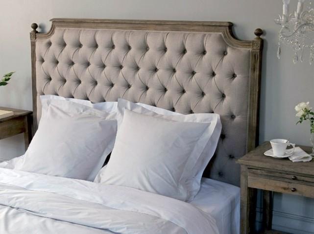 Tete de lit tissu ikea - Tete de lit maison ...