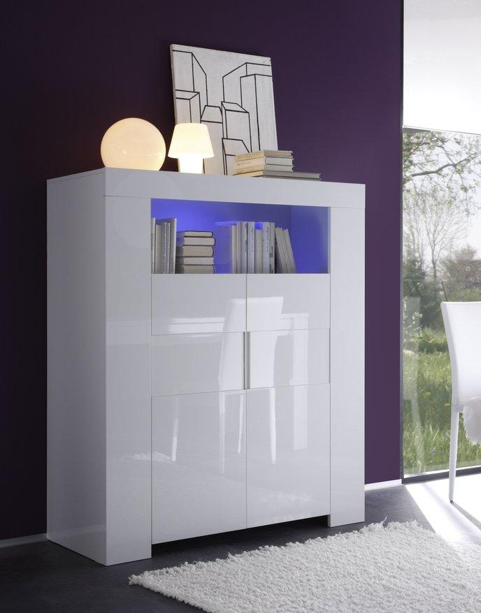 vaisselier laque blanc en ligne. Black Bedroom Furniture Sets. Home Design Ideas