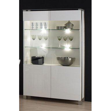vitrine design - Meuble Vaisselier Design