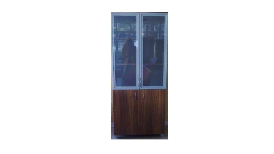 armoire de bureau vitree. Black Bedroom Furniture Sets. Home Design Ideas