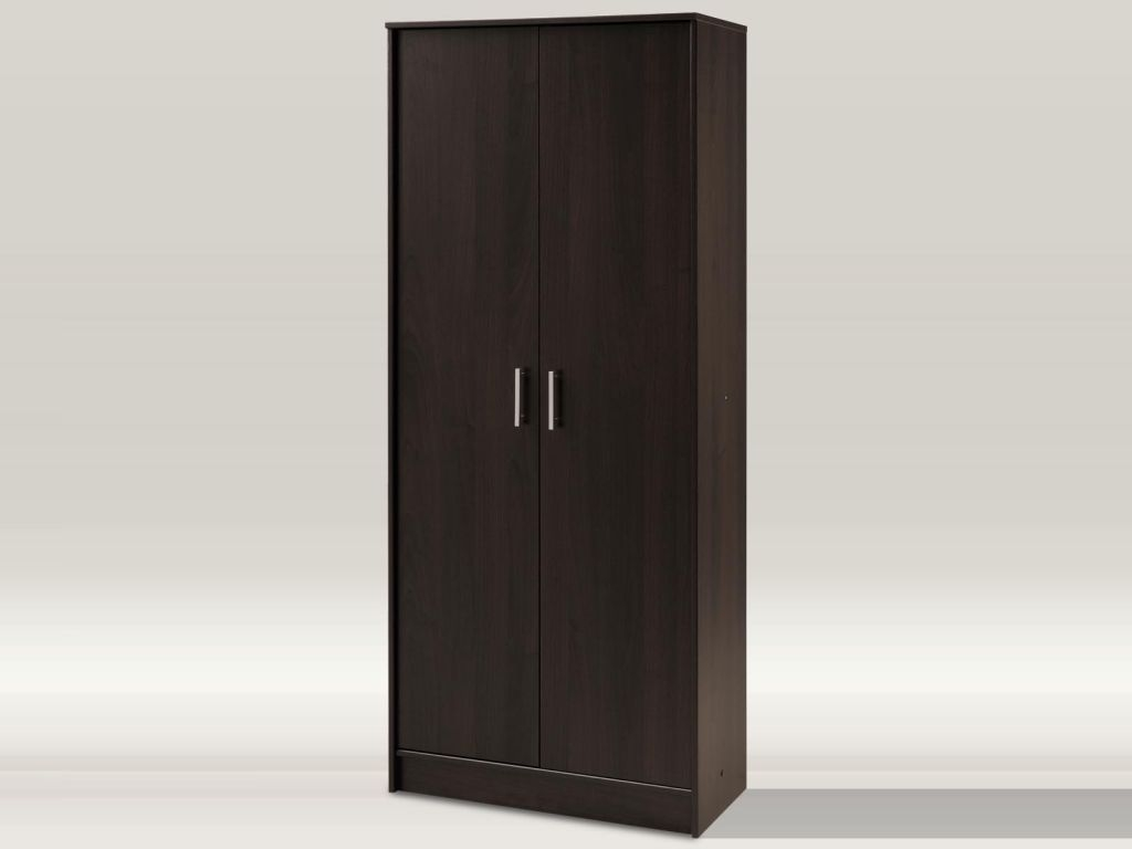 Armoire de bureau wenge for Armoire de bureau but