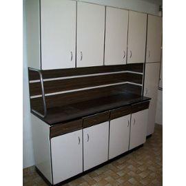 buffet de cuisine en formica neuf. Black Bedroom Furniture Sets. Home Design Ideas