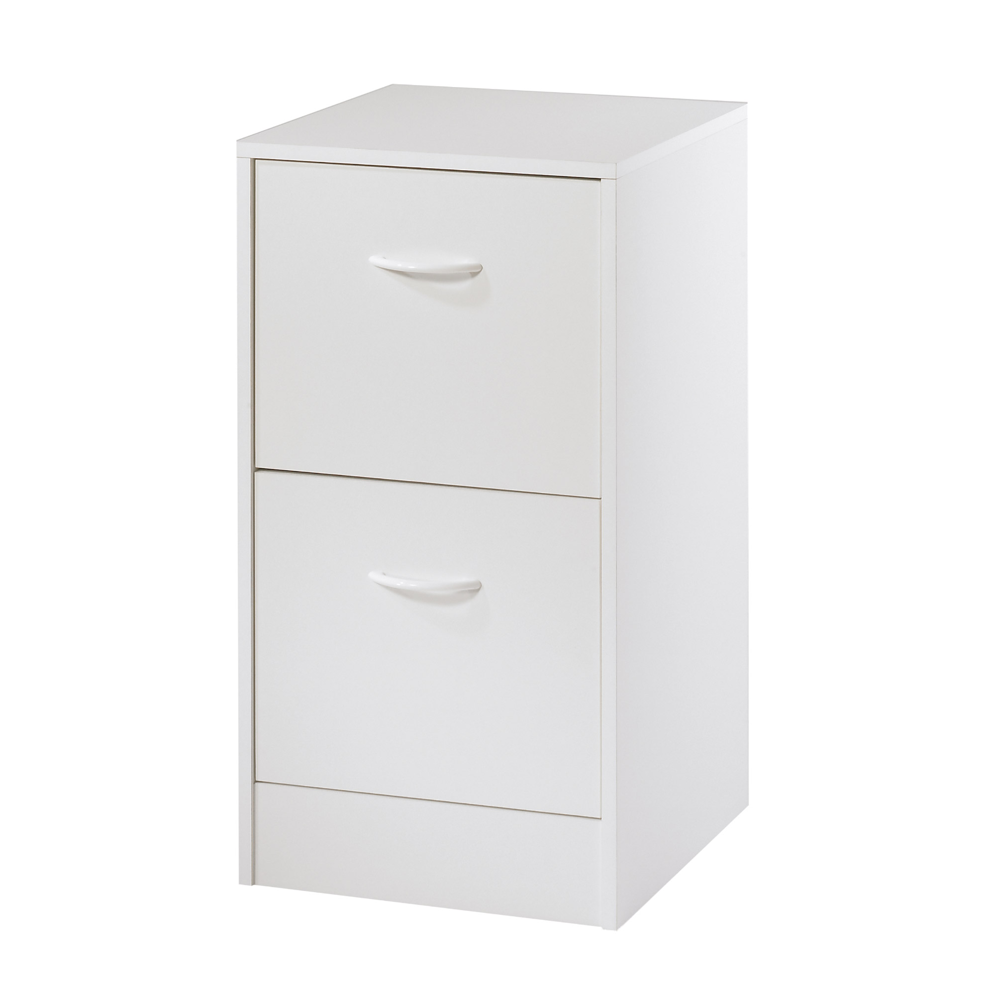 Meuble blanc laqu conforama simple meuble tv portes niche - Caisson bureau conforama ...