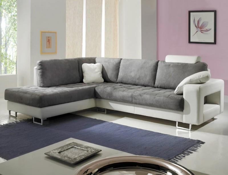 Canape d 39 angle home salon - Salon canape d angle ...