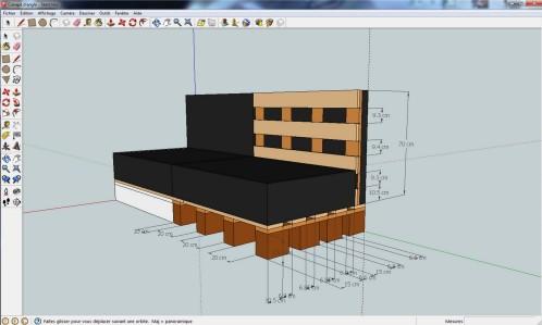 canape d 39 angle palette. Black Bedroom Furniture Sets. Home Design Ideas