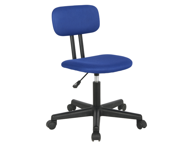 chaise de bureau junior conforama