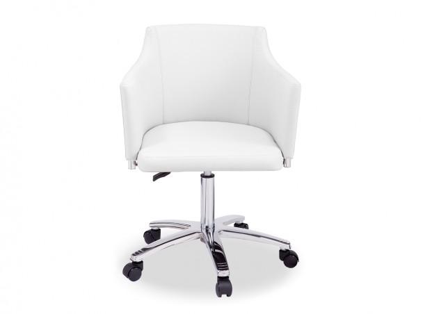 Chaise de bureau ronde - Chaise de bureau confort ...
