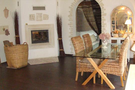 Visuel chaise de salle a manger en osier for Chaise de cuisine en osier