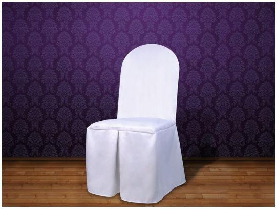 housse de chaise tissu blanc pas cher table de lit a roulettes. Black Bedroom Furniture Sets. Home Design Ideas