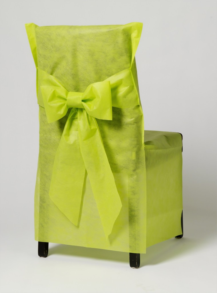 housse de chaise ivoire jetable. Black Bedroom Furniture Sets. Home Design Ideas