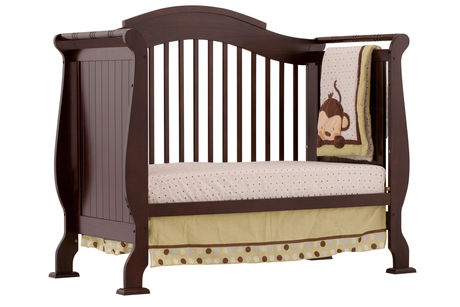 lit bebe walmart. Black Bedroom Furniture Sets. Home Design Ideas