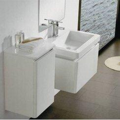 meuble bas salle de bain atlas. Black Bedroom Furniture Sets. Home Design Ideas