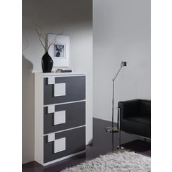 meuble chaussures etroit. Black Bedroom Furniture Sets. Home Design Ideas
