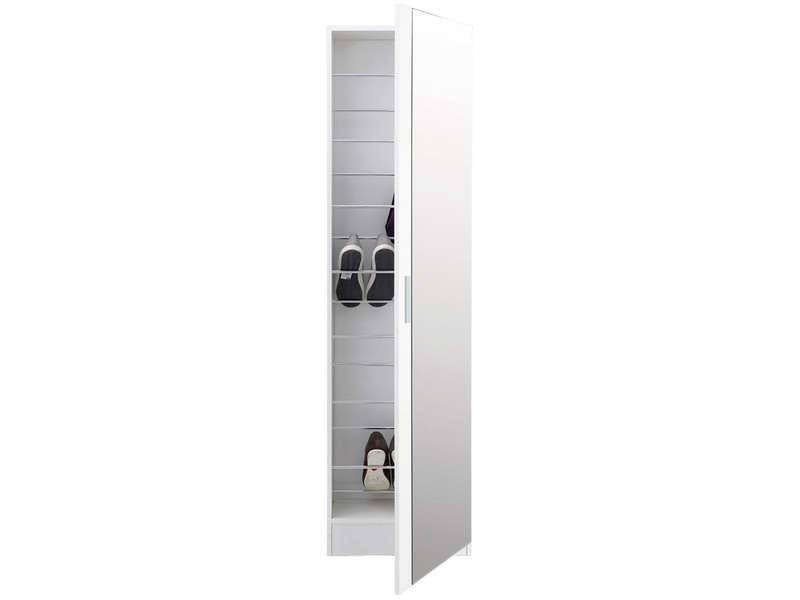 photo meuble chaussures miroir conforama. Black Bedroom Furniture Sets. Home Design Ideas