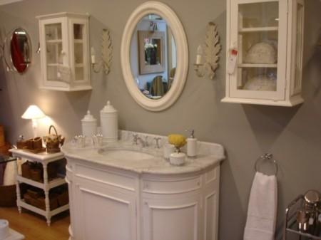 Meuble salle de bain flamant for Ou acheter des meubles de salle de bain